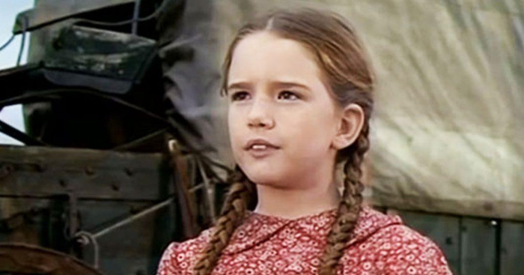 Melissa Gilbert - Then