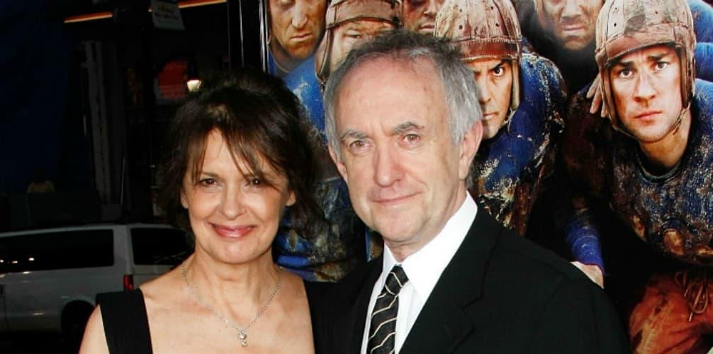 Jonathan Pryce And Kate Fahy