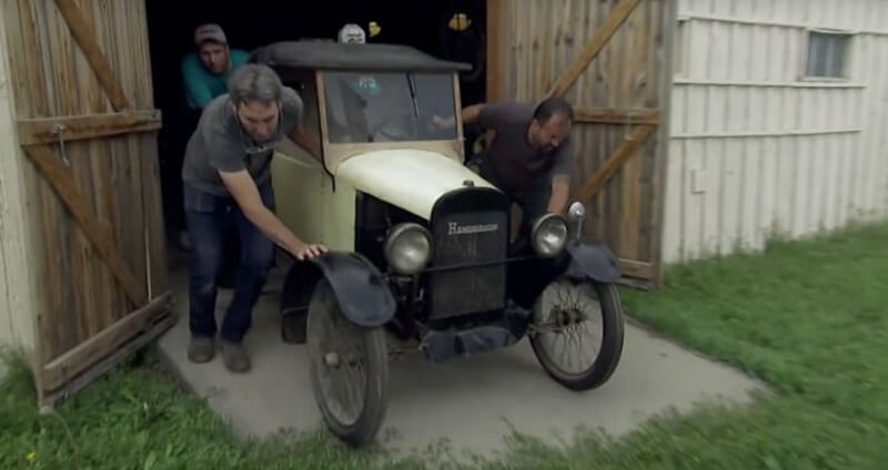 Buying A Cyclecar For $12,000