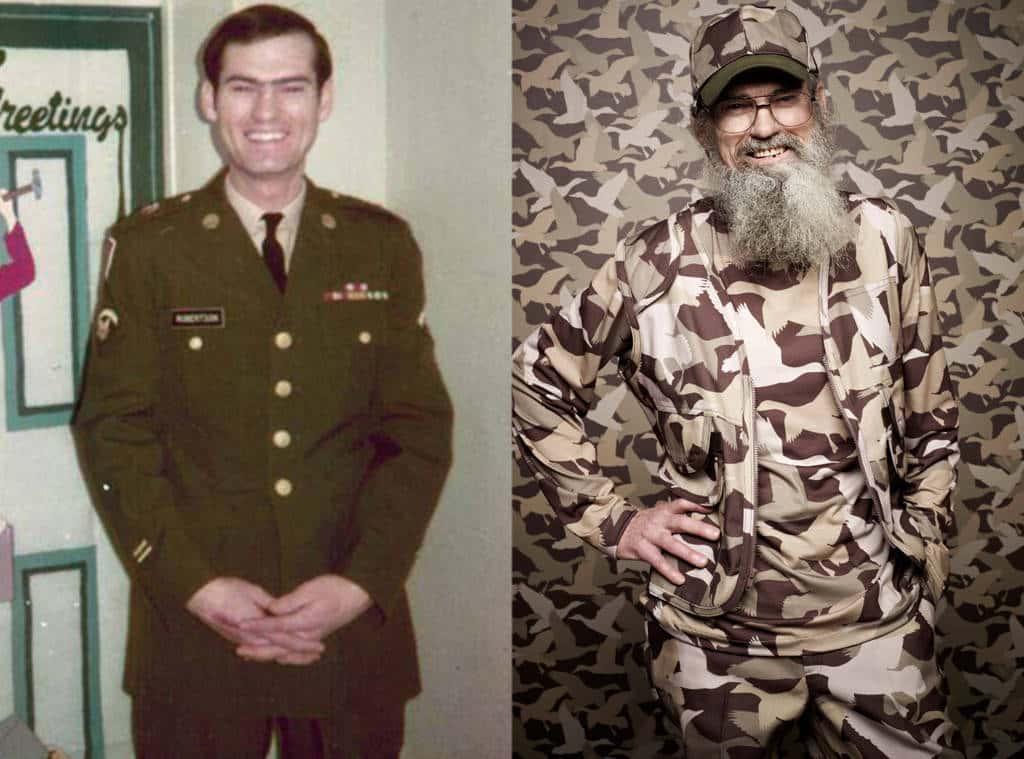 Sergeant Si Sans Beard