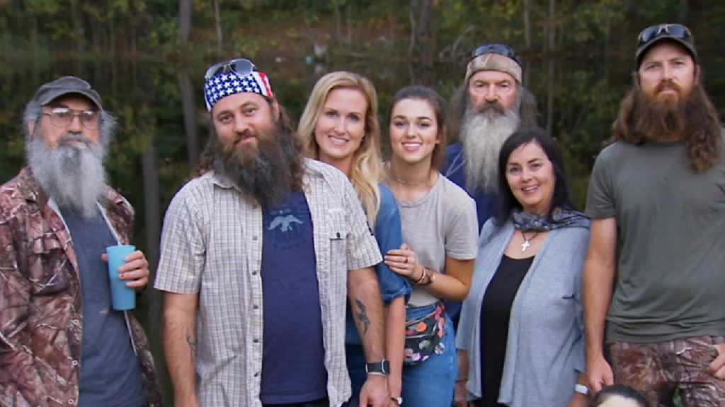 Duck Dynasty Dilemma