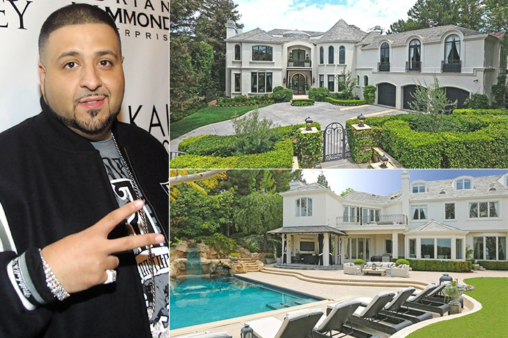 DJ KHALED – BEVERLY HILLS, $10 MILLION