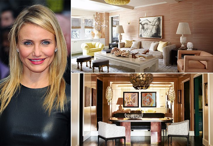 CAMERON DIAZ – MANHATTAN, $4.25 MILLION
