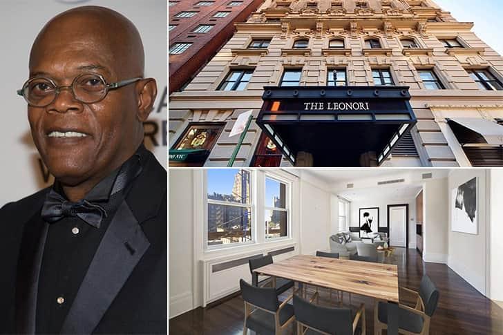 SAMUEL L. JACKSON – NEW YORK, $13 MILLION