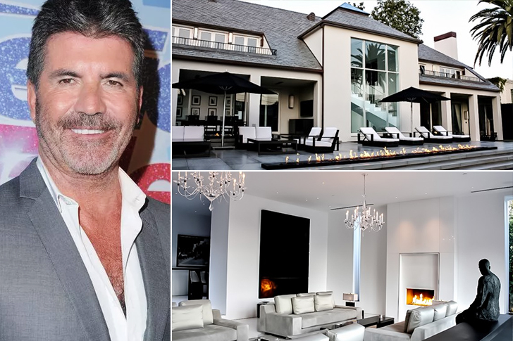 SIMON COWELL – BEVERLY HILLS, $29 MILLION