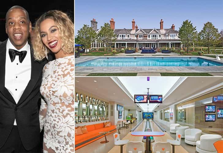 BEYONCE & JAY Z – LOS ANGELES, $45 MILLION