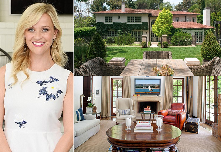REESE WITHERSPOON – CALIFORNIA, $20 MILLION