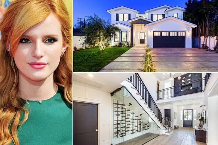 BELLA THORNE – LOS ANGELES, $2 MILLION