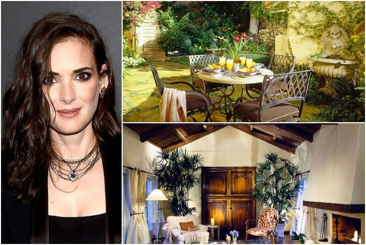 WINONA RYDER – BEVERLY HILLS, $4M