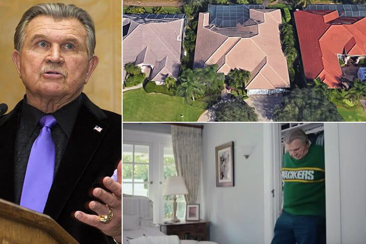 MIKE DITKA – FLORIDA, $3 MILLION