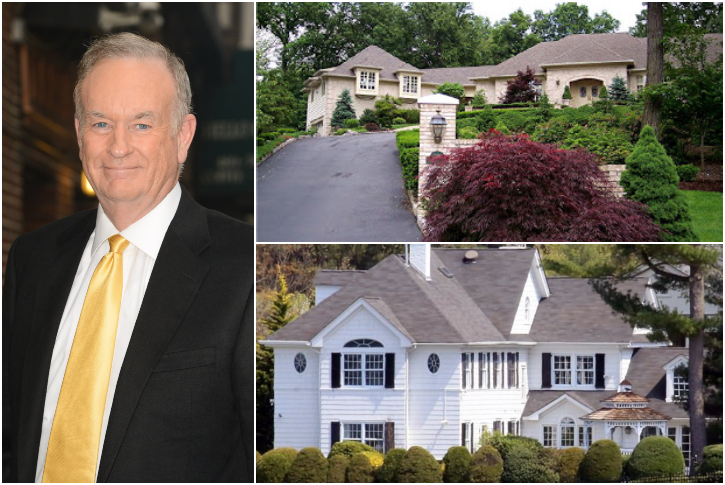 BILL O'REILLY – LONG ISLAND, PRICE UNKNOWN