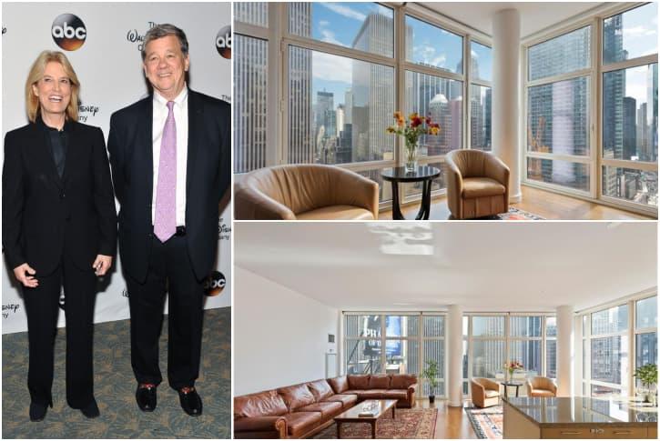 GRETA VAN SUSTEREN – NEW YORK, $3.1 MILLION