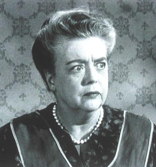 Aunt Bee's Ironic Career Choice