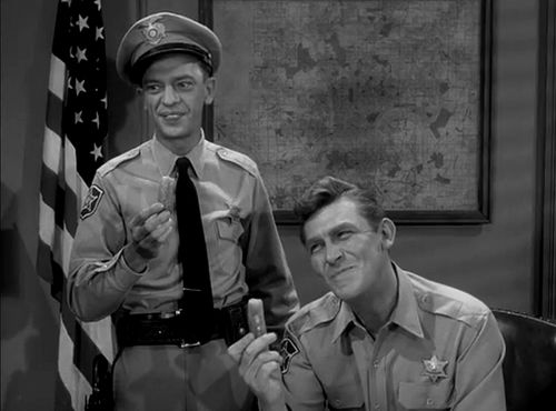 "Don Knotts's Favorite Was ""The Pickle Story"""