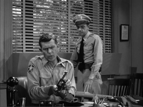 Don Knotts Received Bullets