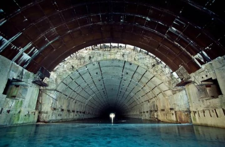 Pacific Fleet Submarines Nuclear Shelter