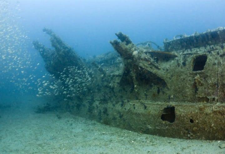 German Submarine U-352