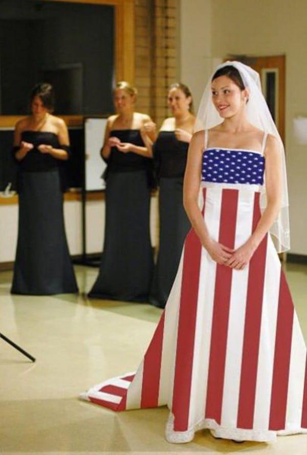All-American Bride