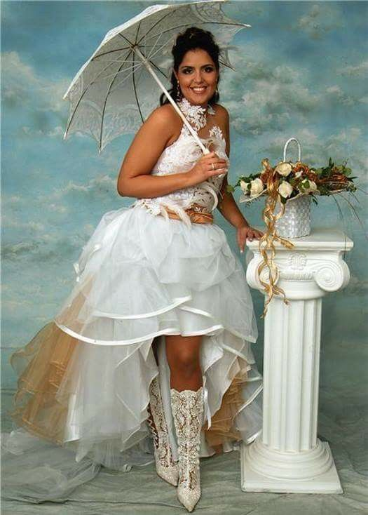 Country Girl Bride