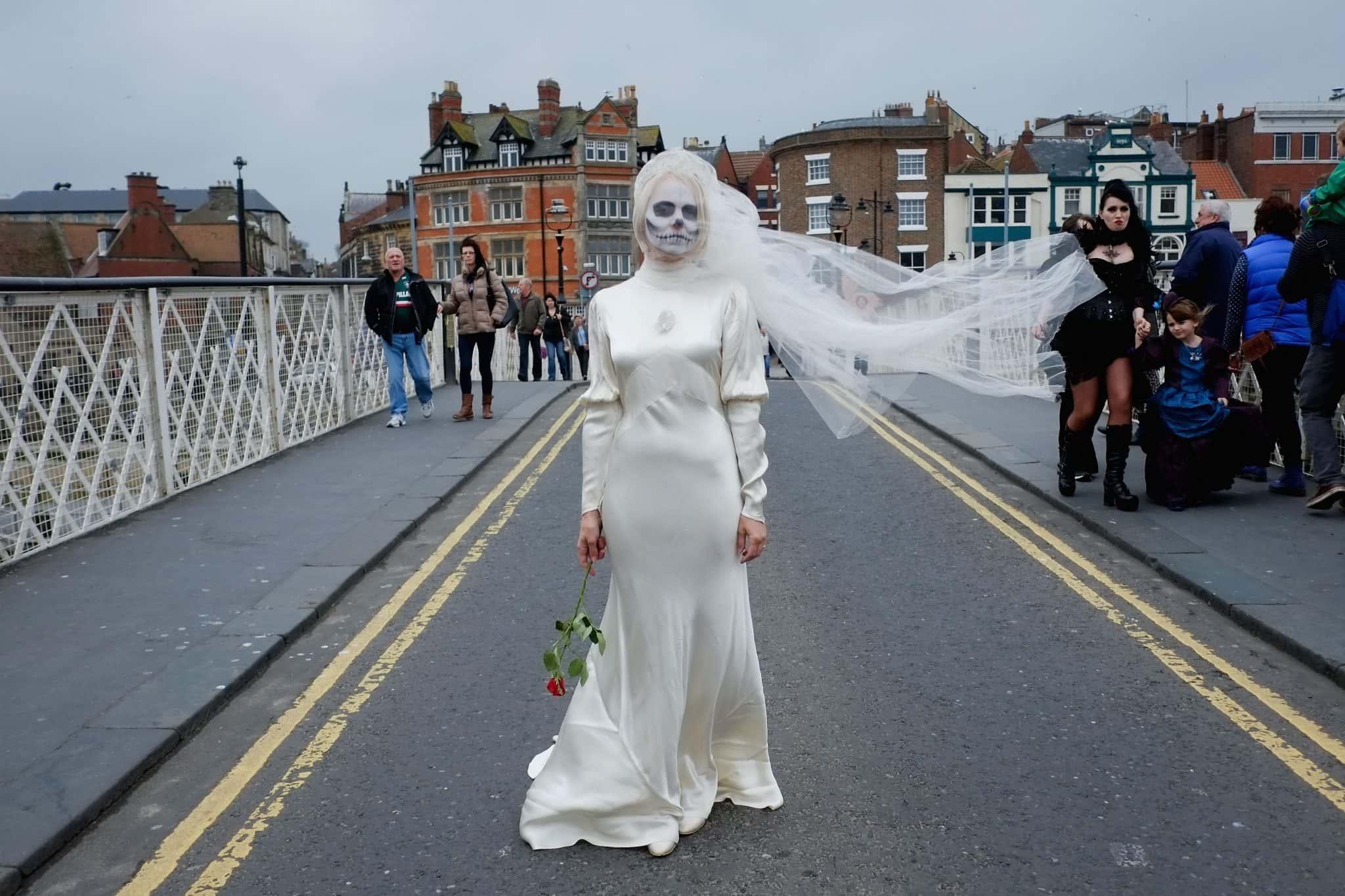 Actual Corpse Bride