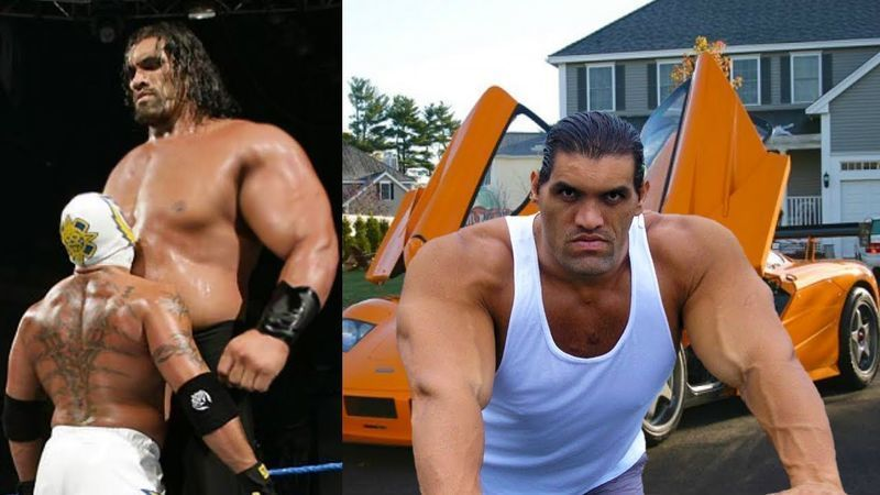 The Great Khali - $16 Million