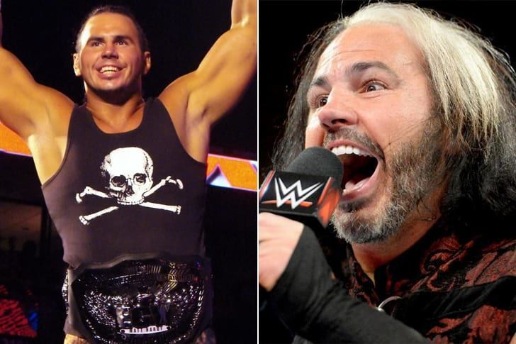 Matt Hardy – $5 Million