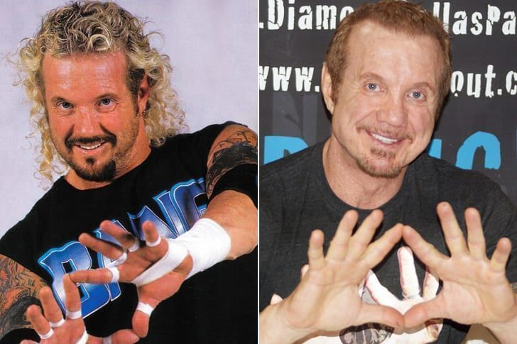 Diamond Dallas Page – $8 Million