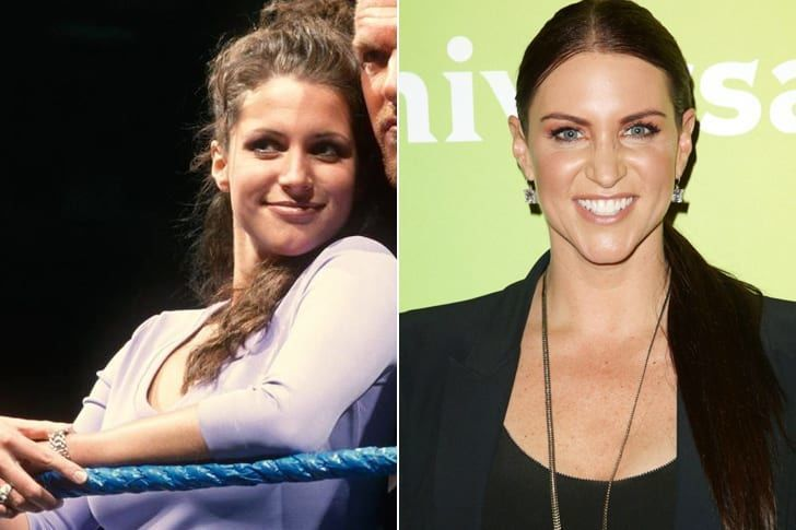 Stephanie Mcmahon – $25 Million