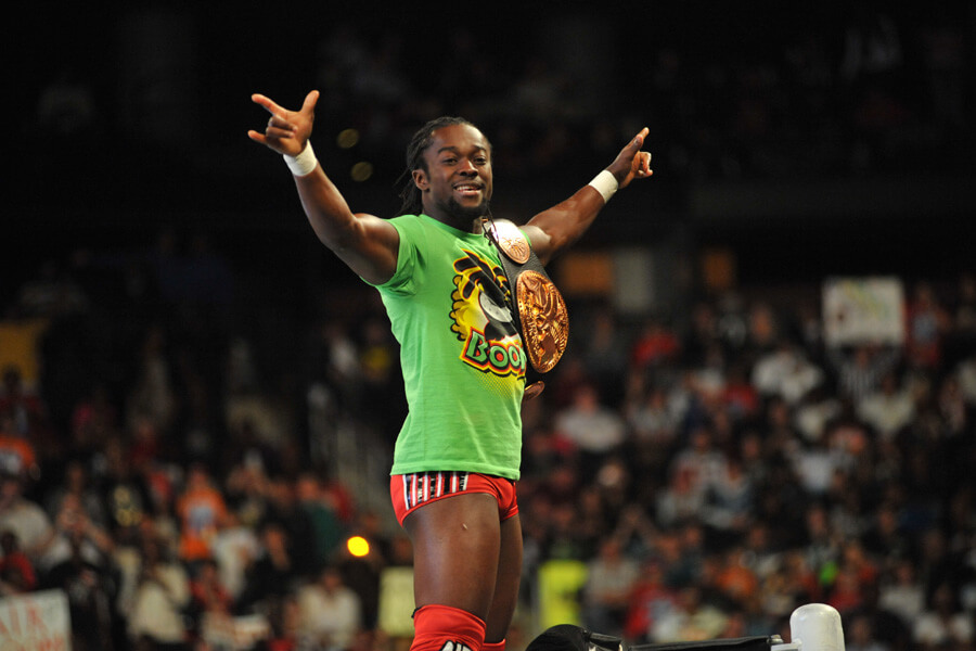 Kofi Kingston Picked A Fight With His Boss