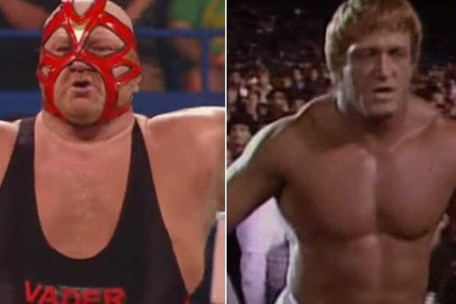 Vader Versus Paul Orndorff