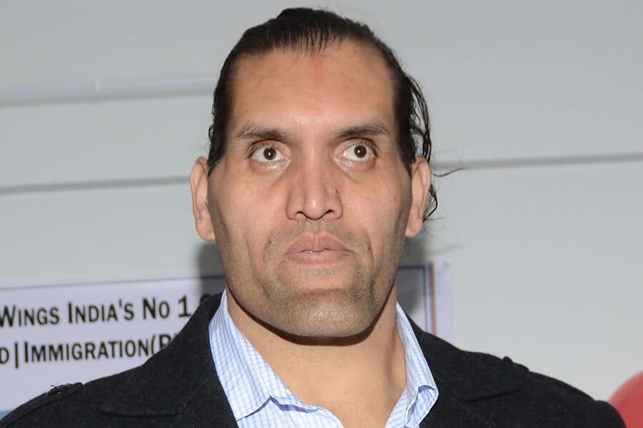 Khali Versus Big Show