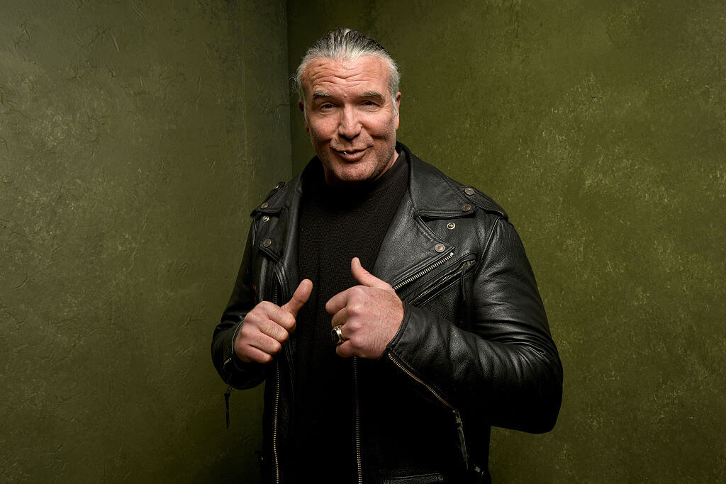 Scott Hall And Kevin Nash Versus The Nasty Boys