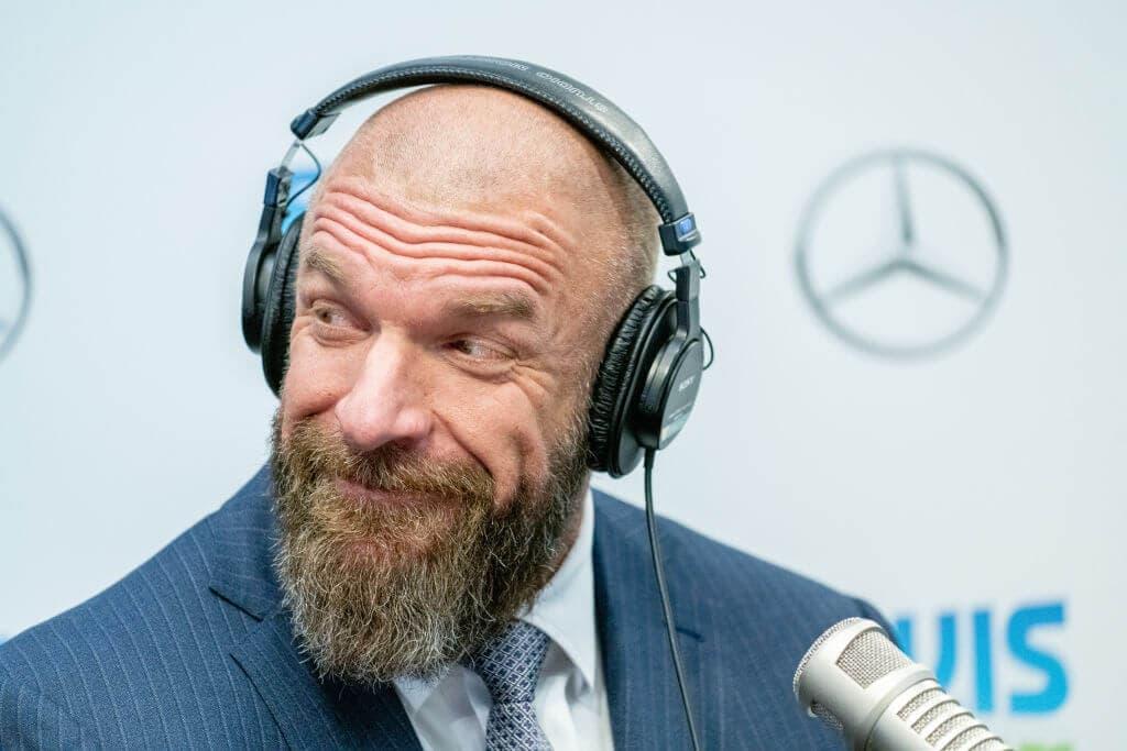 Triple H Won Against Scott Steiner In A Power Struggle