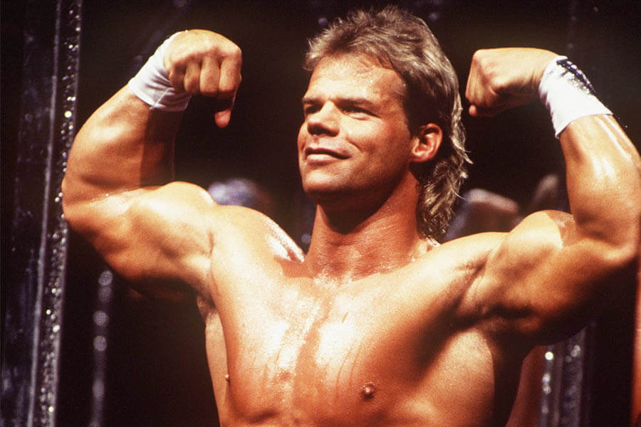Lex Luger Was Done