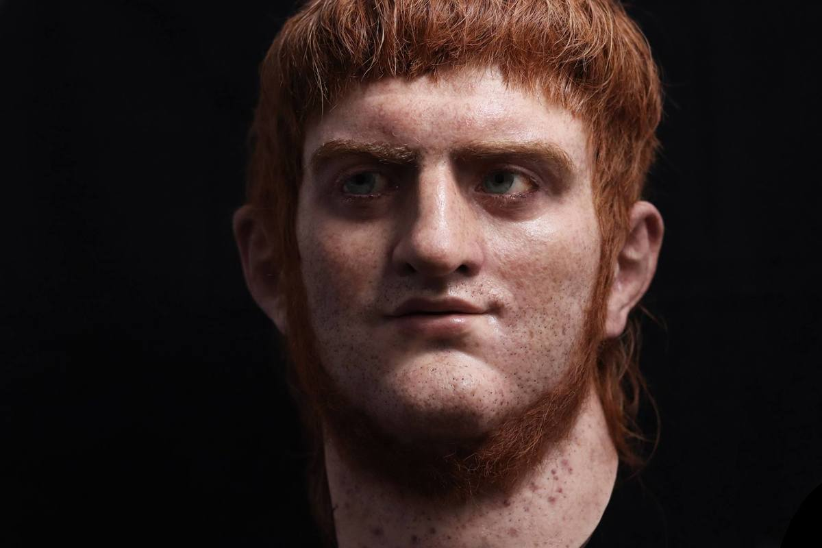 What Nero Really Looked Like