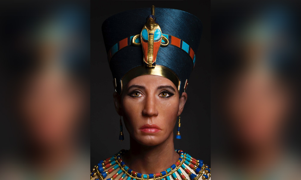 What Nefertiti Really Looked Like