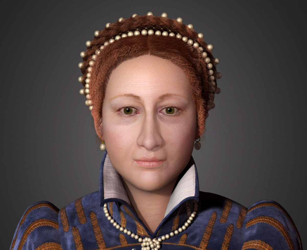 What The Queen Of Scots Really Looked Like
