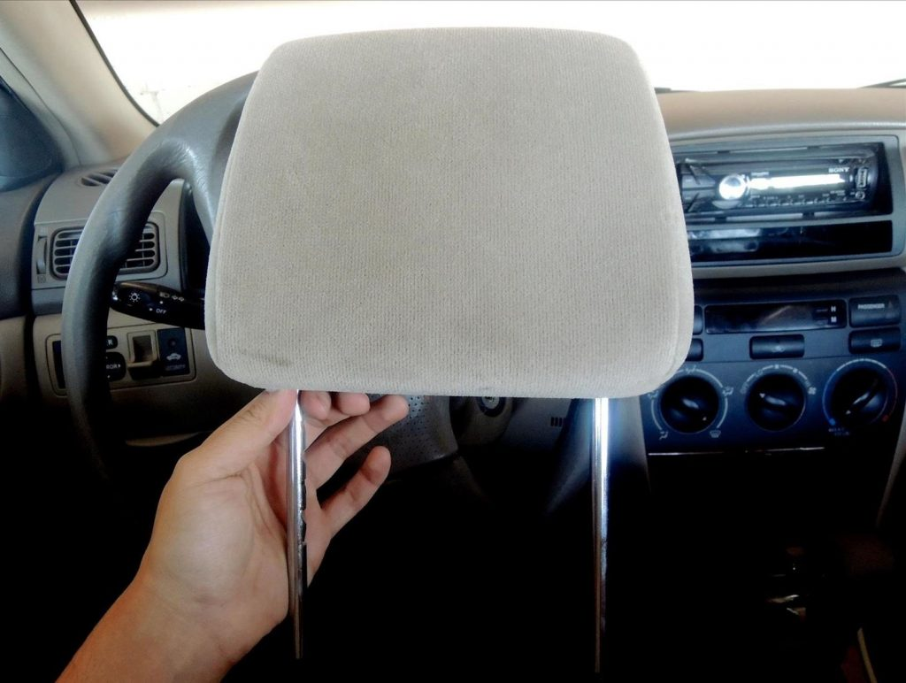 Detachable Car Headrests