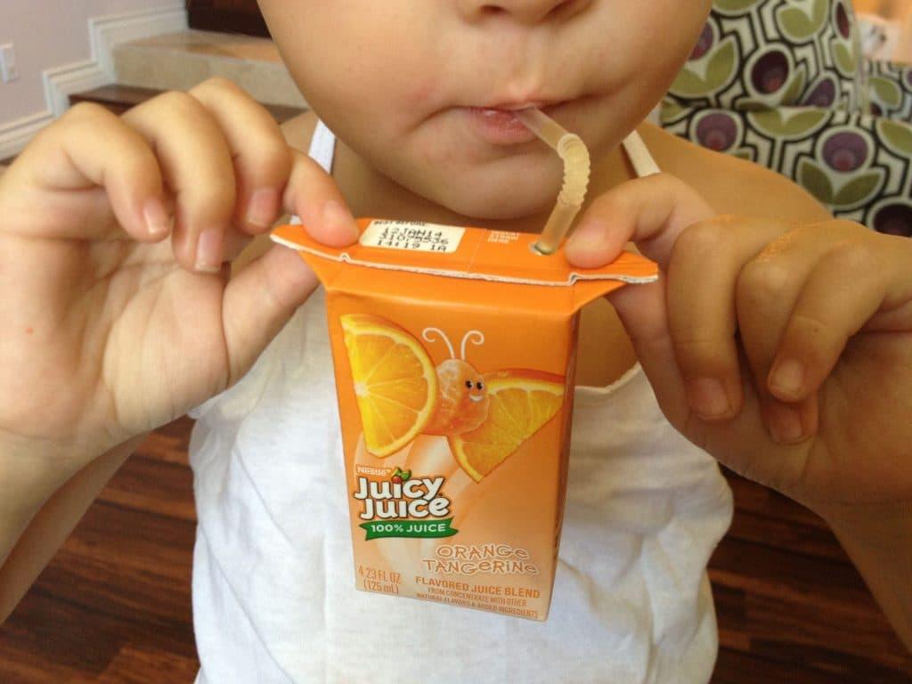 Juice Box Flaps