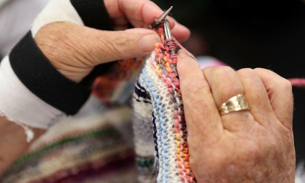 Do Not Bring Knitting Needles