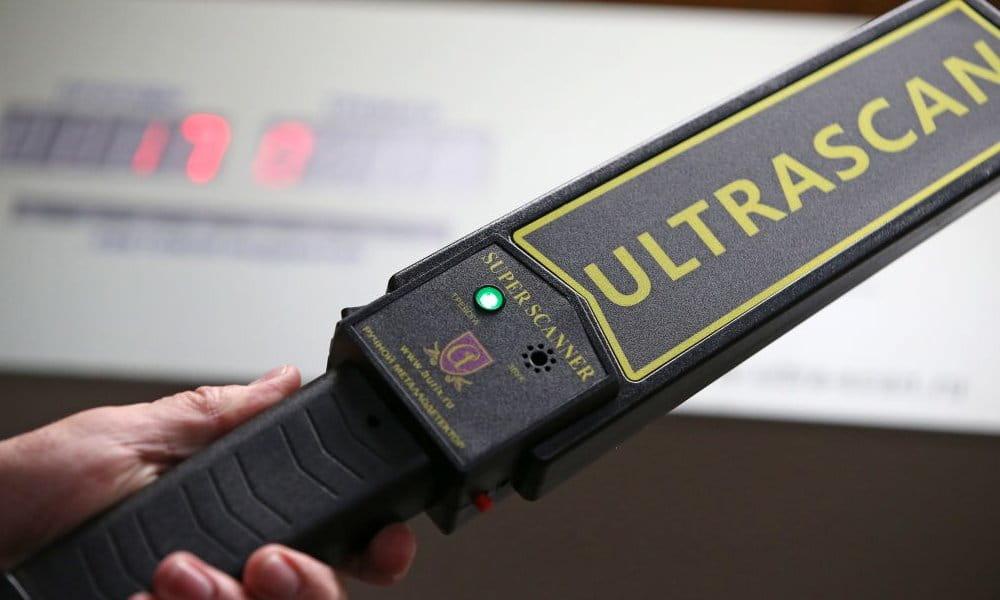 Use Of Metal Detectors