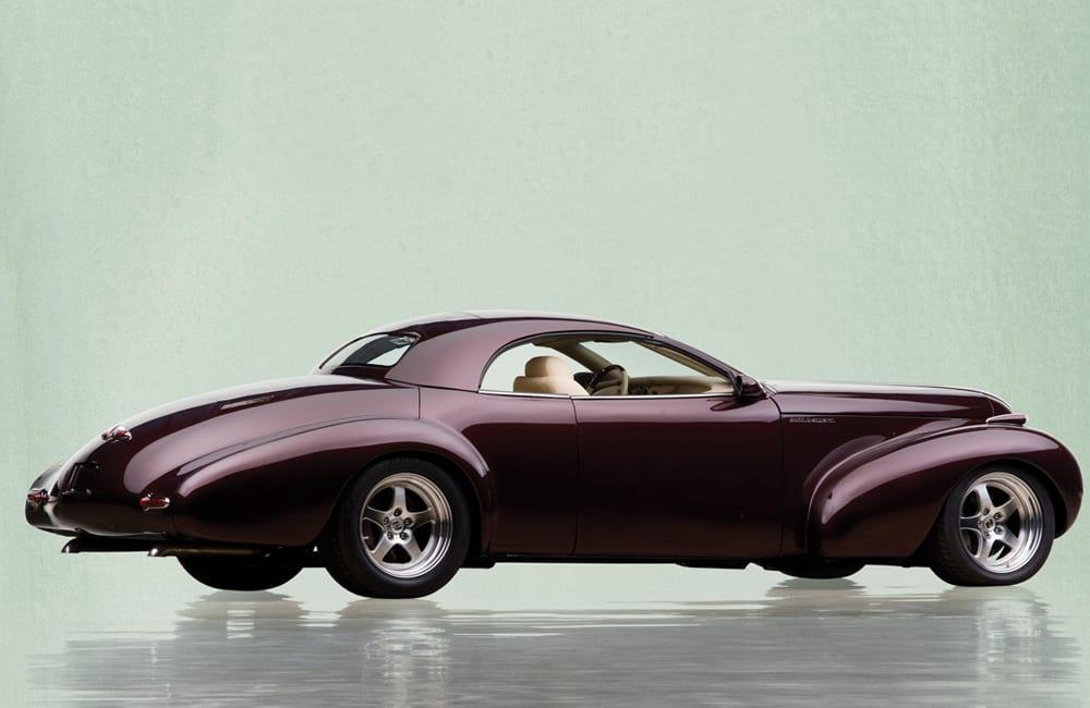 Buick Blackhawk Factory Custom