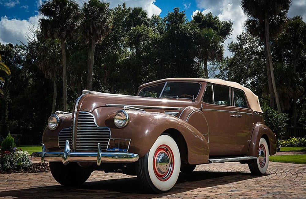 1940 Buick Phaeton