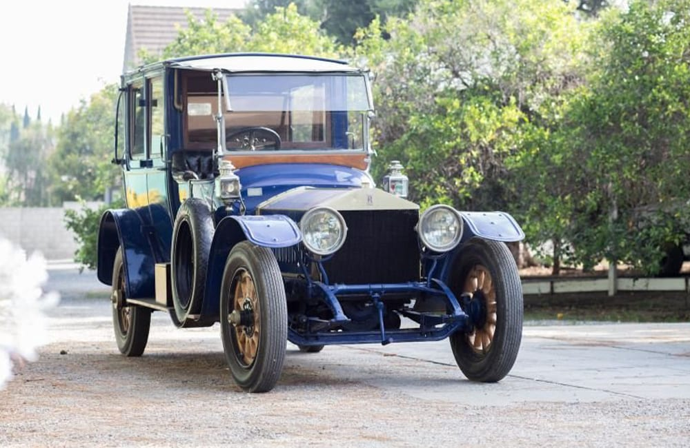 1912 Rolls Royce 4050HP Open Drive Landaulette