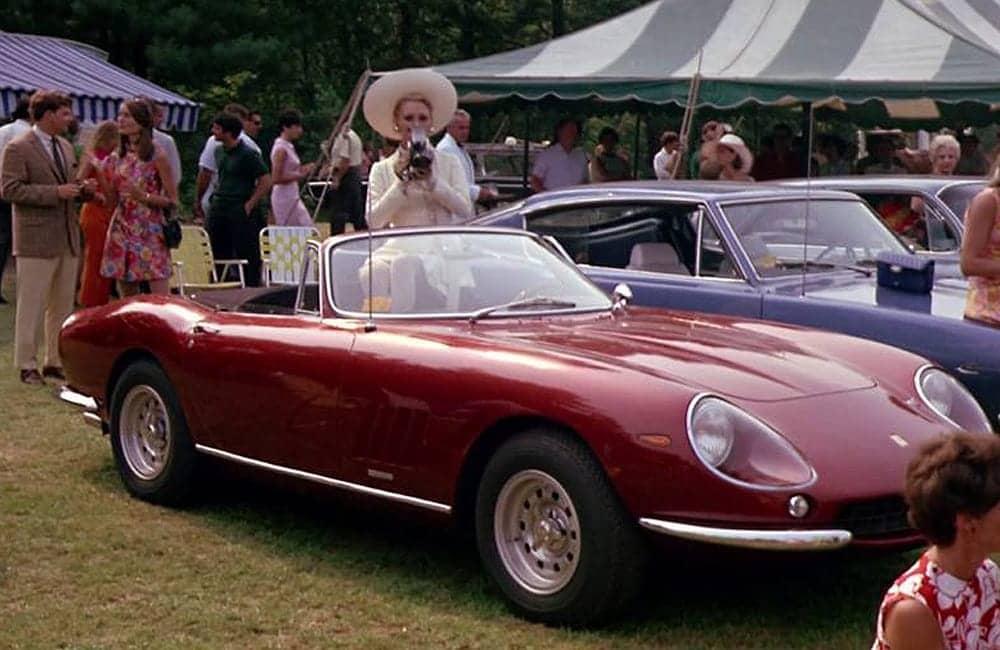 1968 Ferrari 275 GTS4 NART Spider