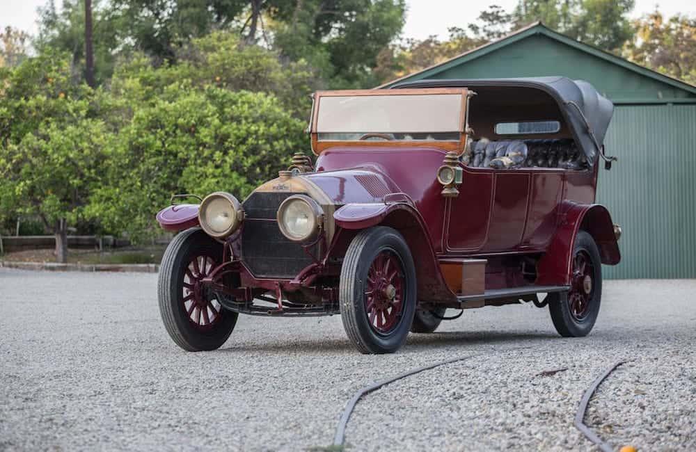 1912 Austro Daimler Touring Victoria