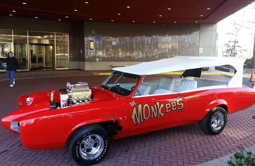 1966 Monkeemobile Pontiac GTO