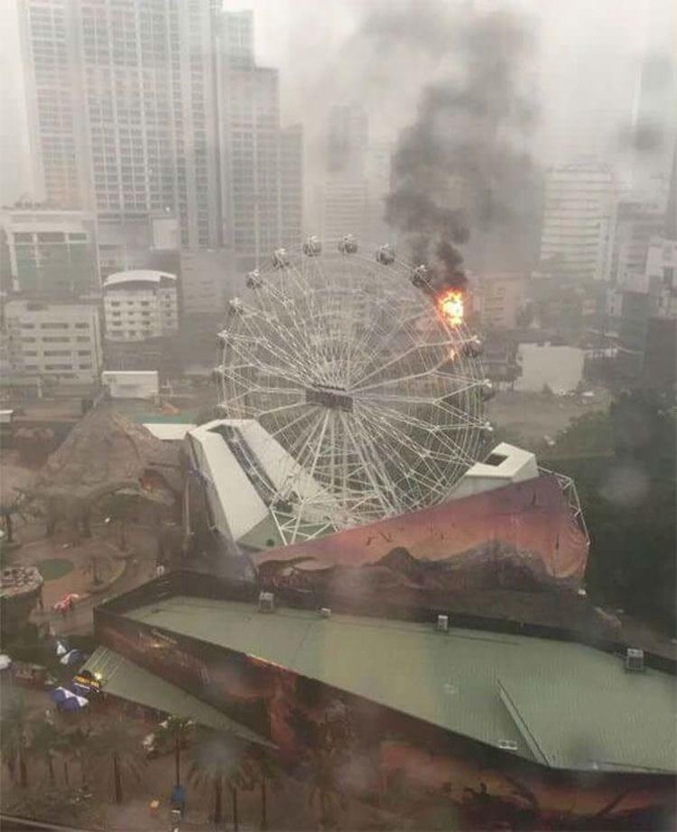 Ferris Wheel Disaster
