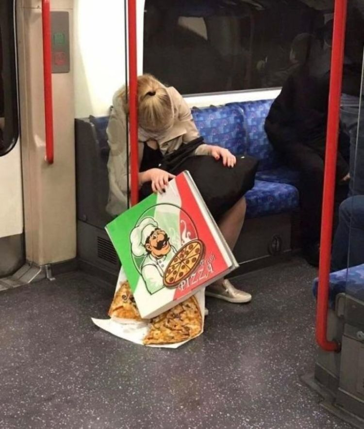 Pizza Party Pooper