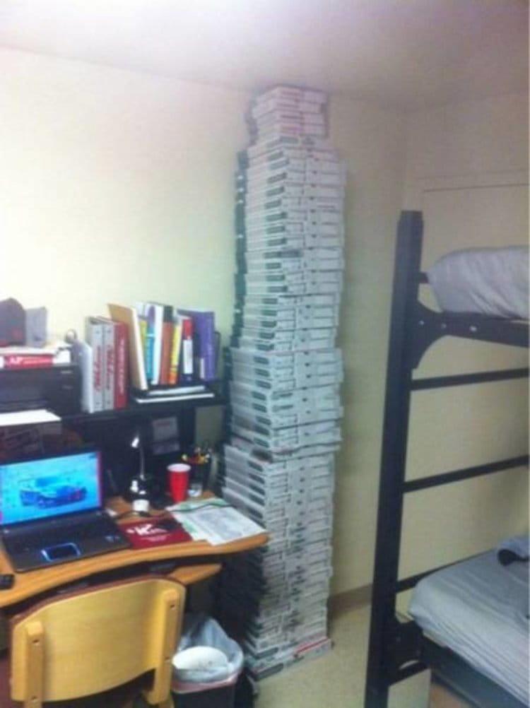 Pizza Pile